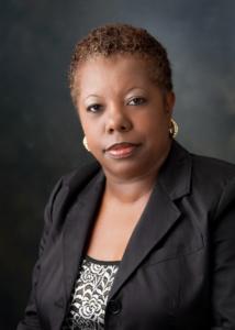 Meals on Wheels board member Valerie Chatman