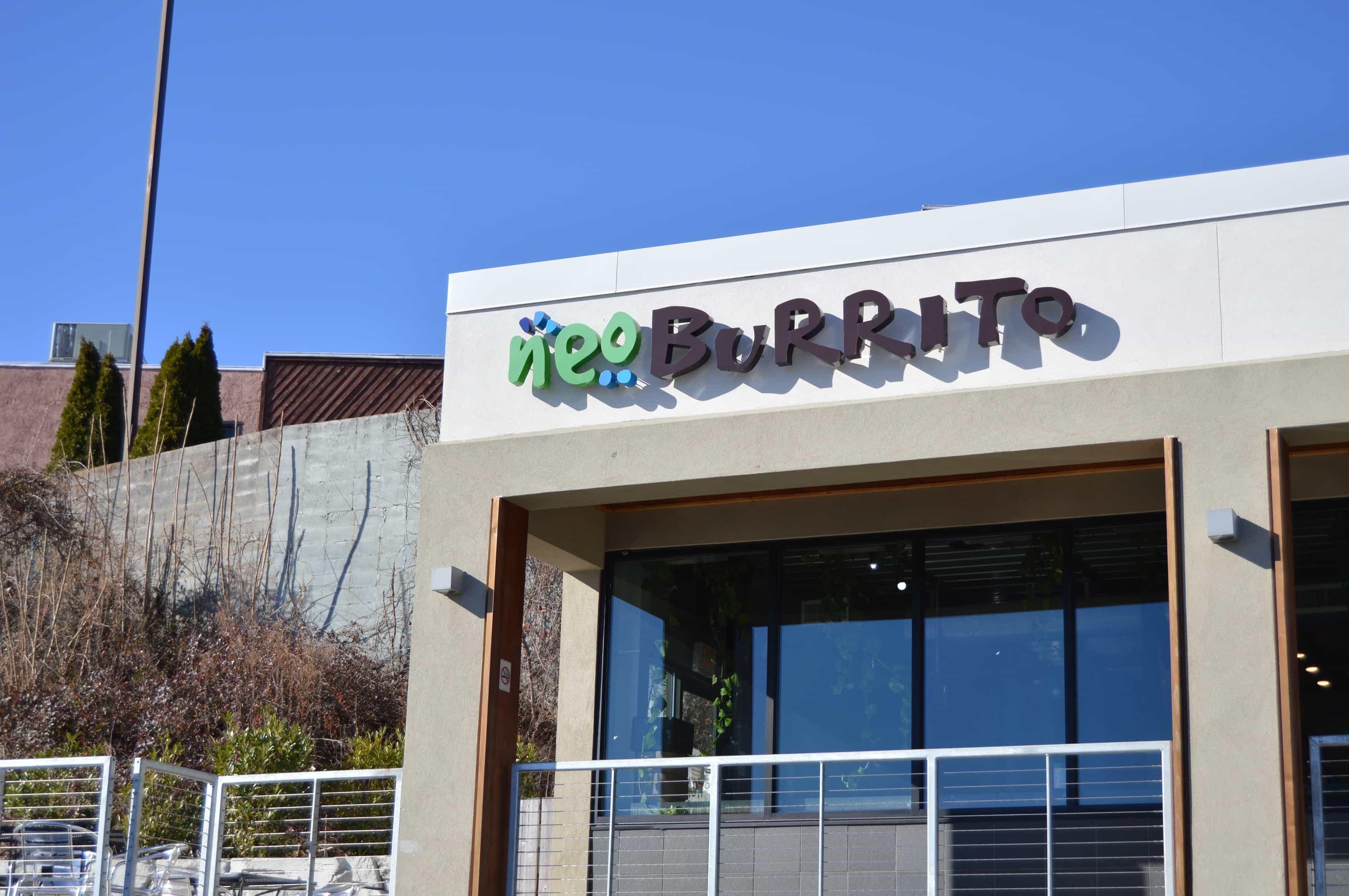 Neo Burrito store front