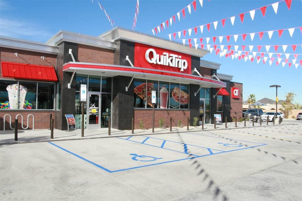Planned QuikTrip In West End Stalled Greenville Journal