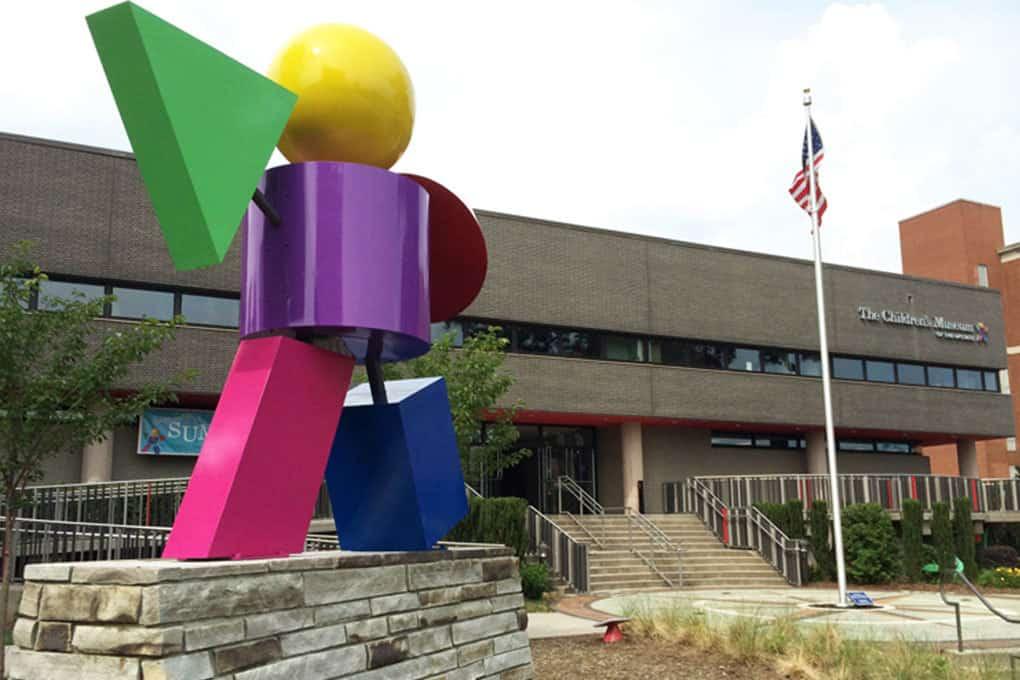 The Children's Museum of The Upstate exhibit
