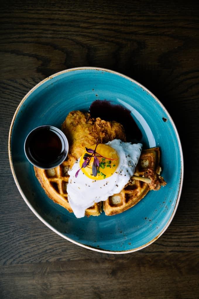 Duck'N Waffles