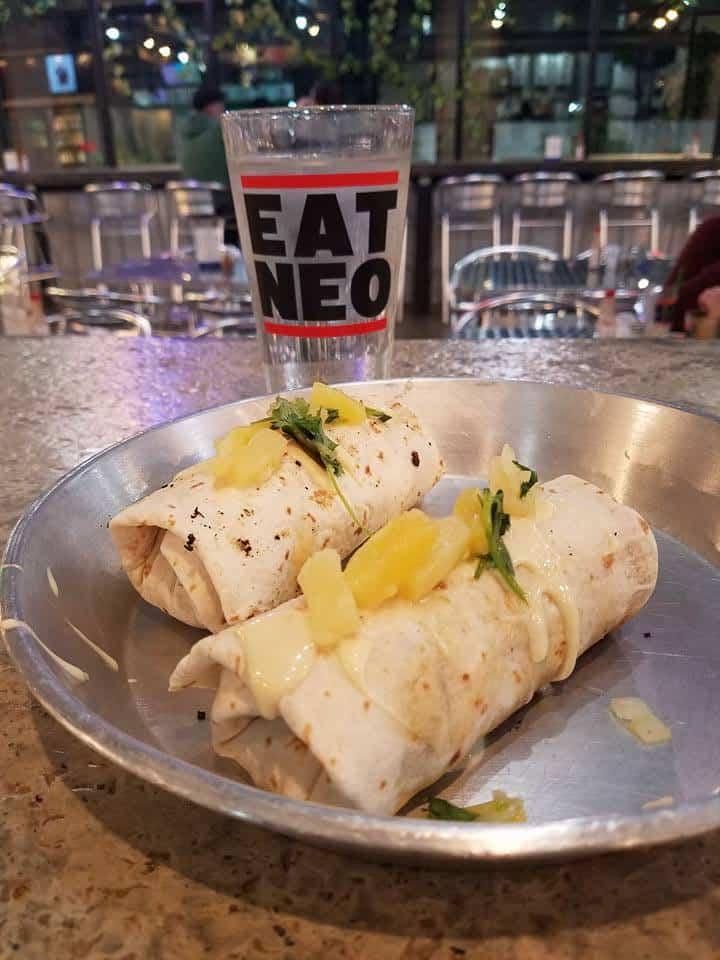 Neo Burrito burritos