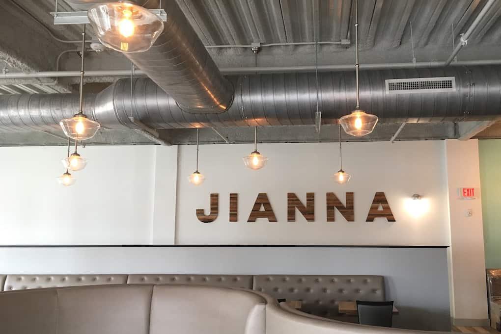 Chef Michael Kramer S Modern Italian Concept Jianna To Open