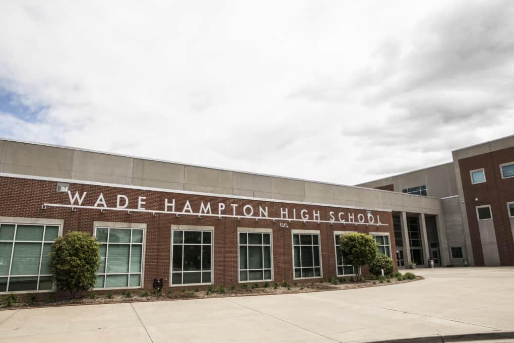 2017-4-25 Wade Hampton High School Jordahn Shiley - JACK ROBERT PHOTOGRAPHY-23