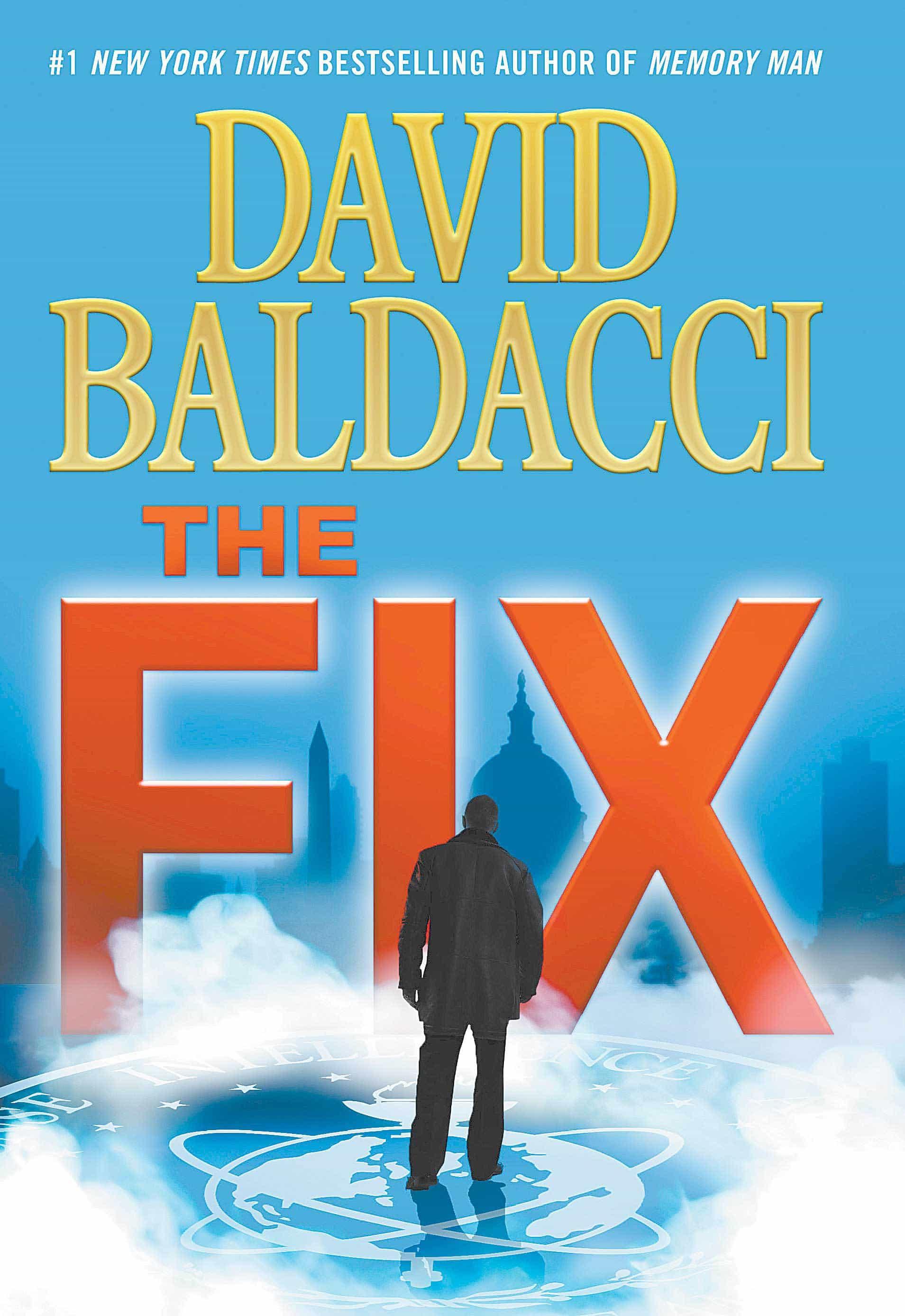 the fix david baldacci pdf
