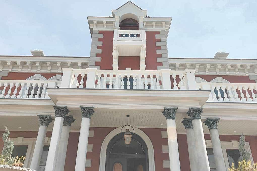 Historic Wilkins House restoration unveiled - GREENVILLE JOURNAL
