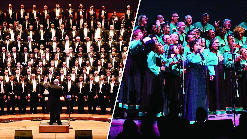 Cleveland gay mens chorus