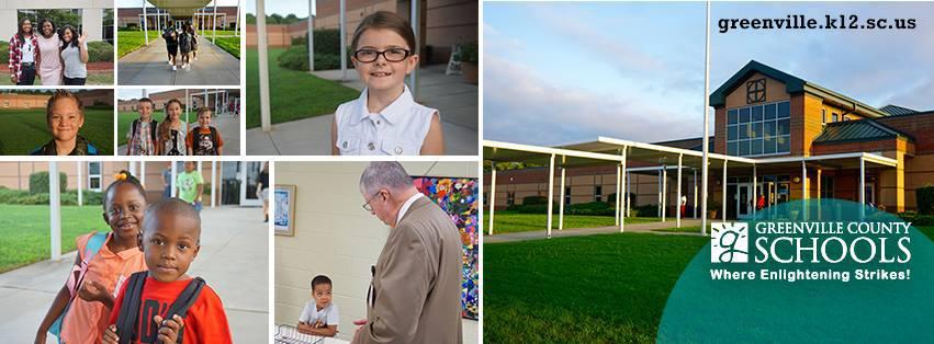 Greenville County Schools - GREENVILLE JOURNAL