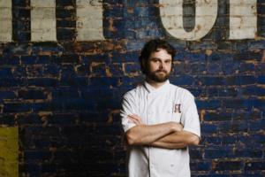 Husk Chef Jon Buck