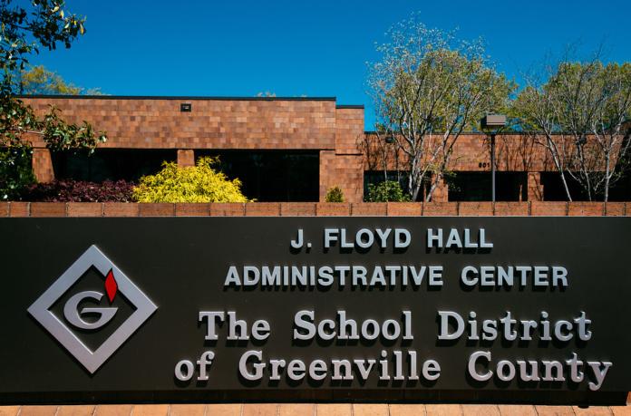 Greenville County Schools teachers