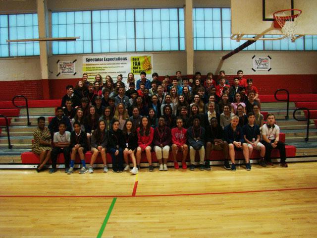 Hughes Academy beta club