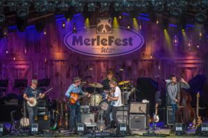 Merlefest music festival