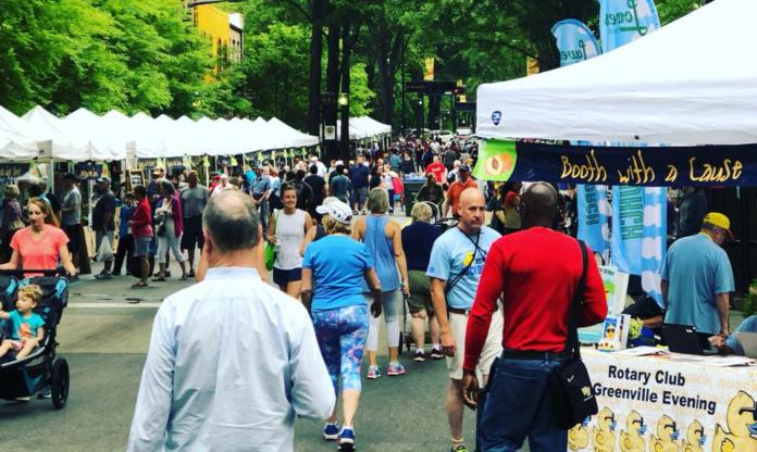 Greenville Saturday Market