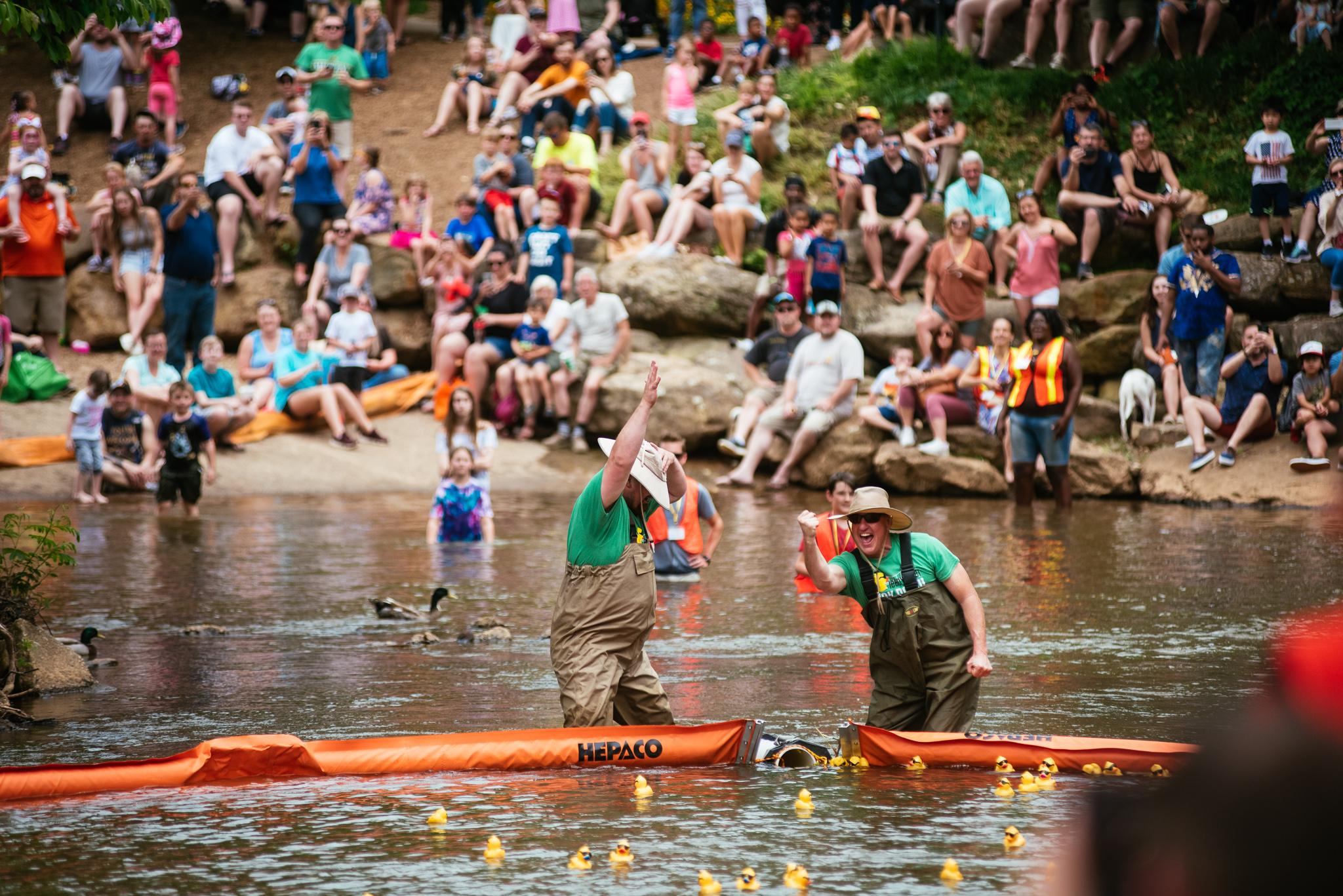 Reedy River Duck Derby