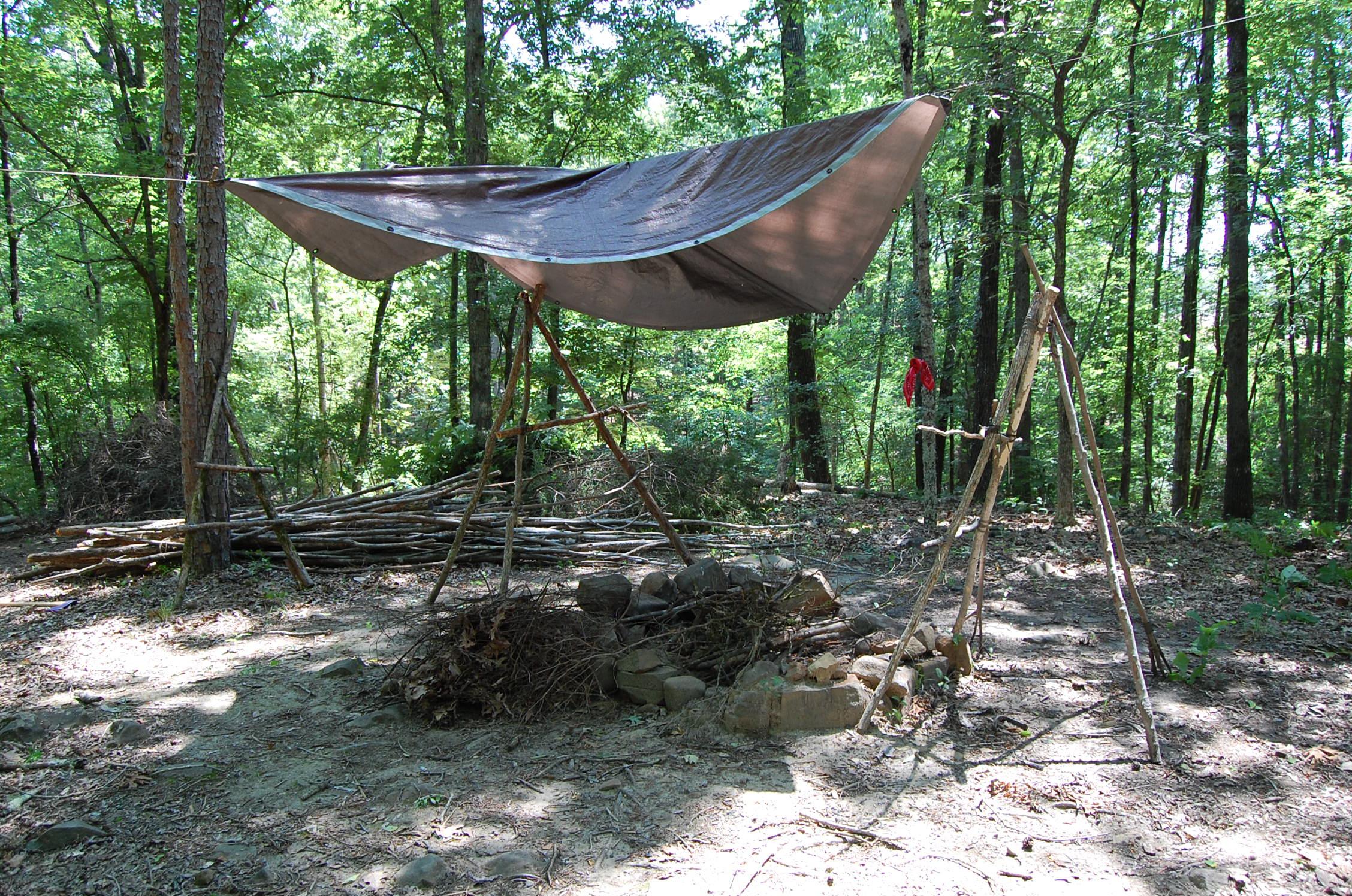Trail Blazer teaches survival, wilderness skills for kids