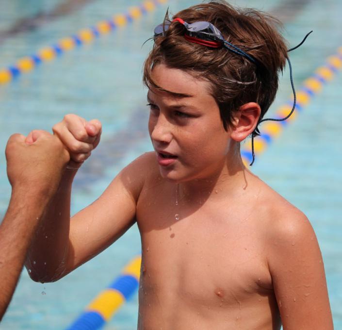 SAIL Swimming
