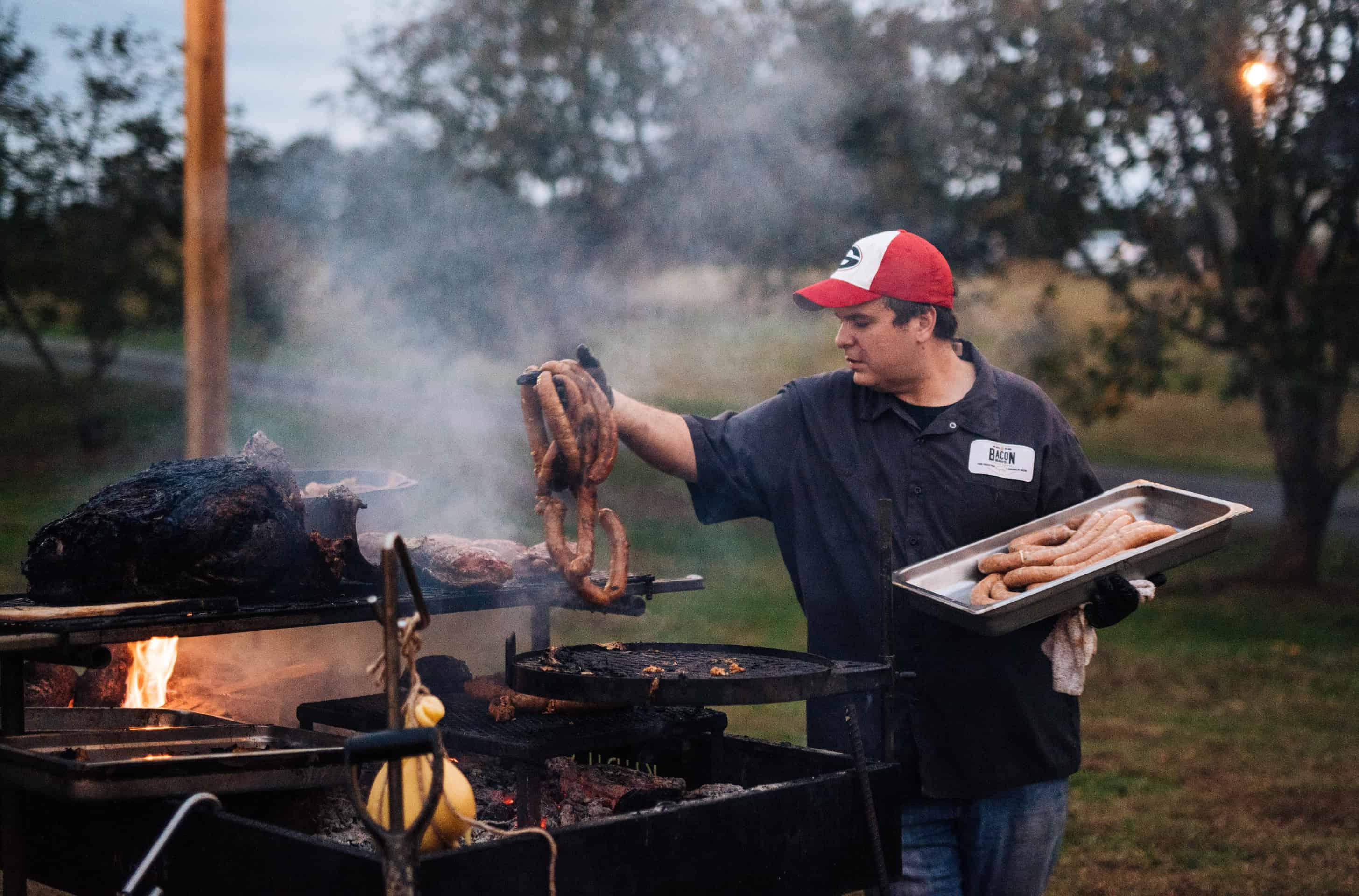 Greenbrier Farms Campfire Social