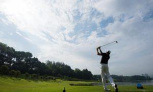 Golf greenville