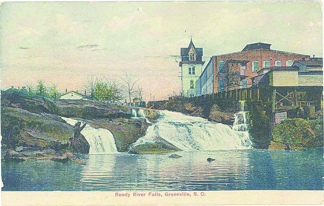 Liberty Bridge Greenville