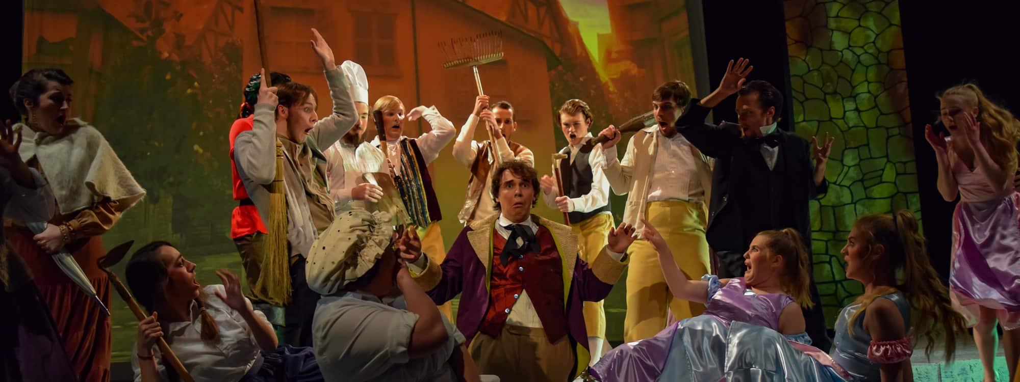 North Greenville University theatre season