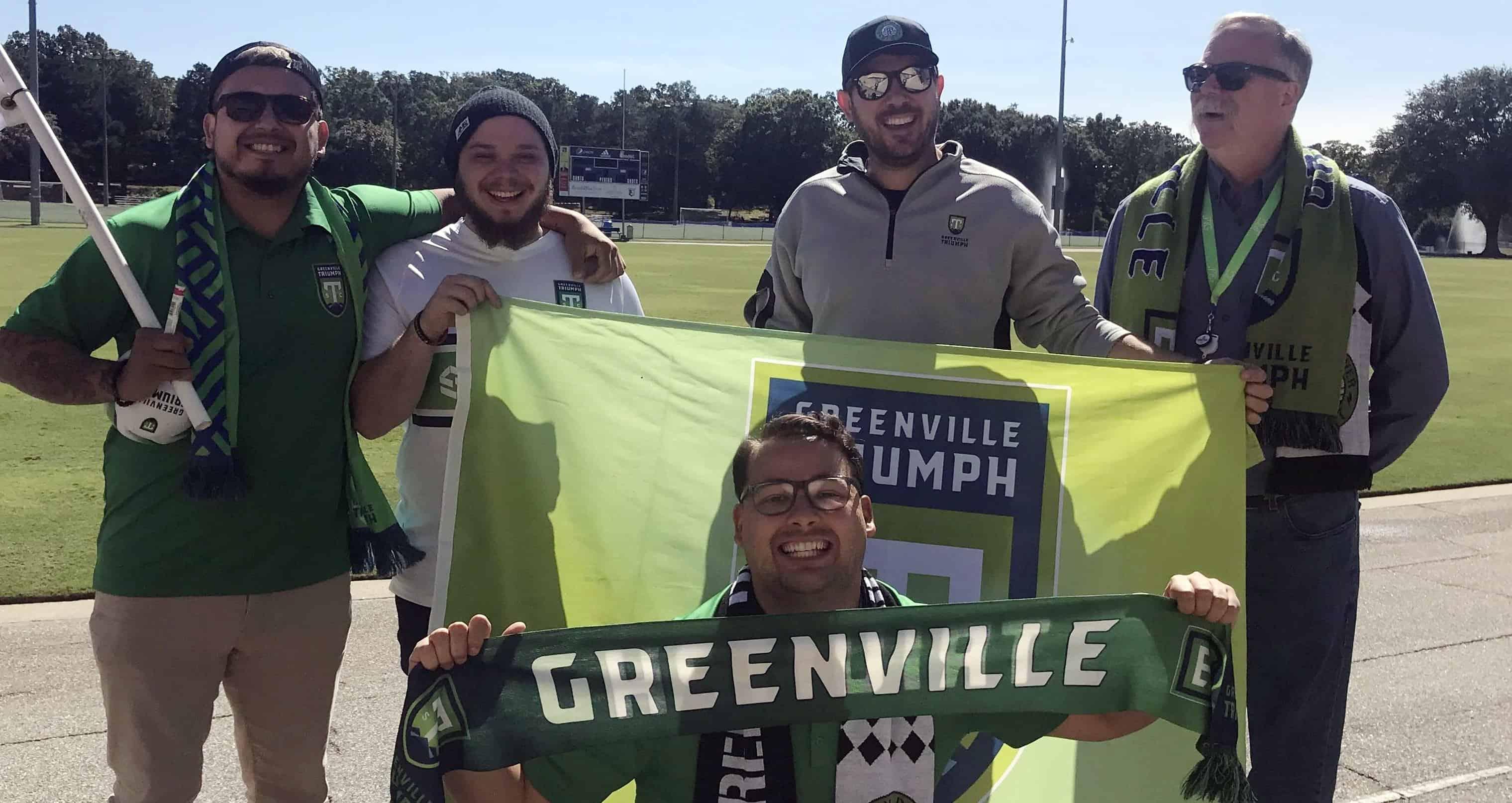 Greenville Triumph