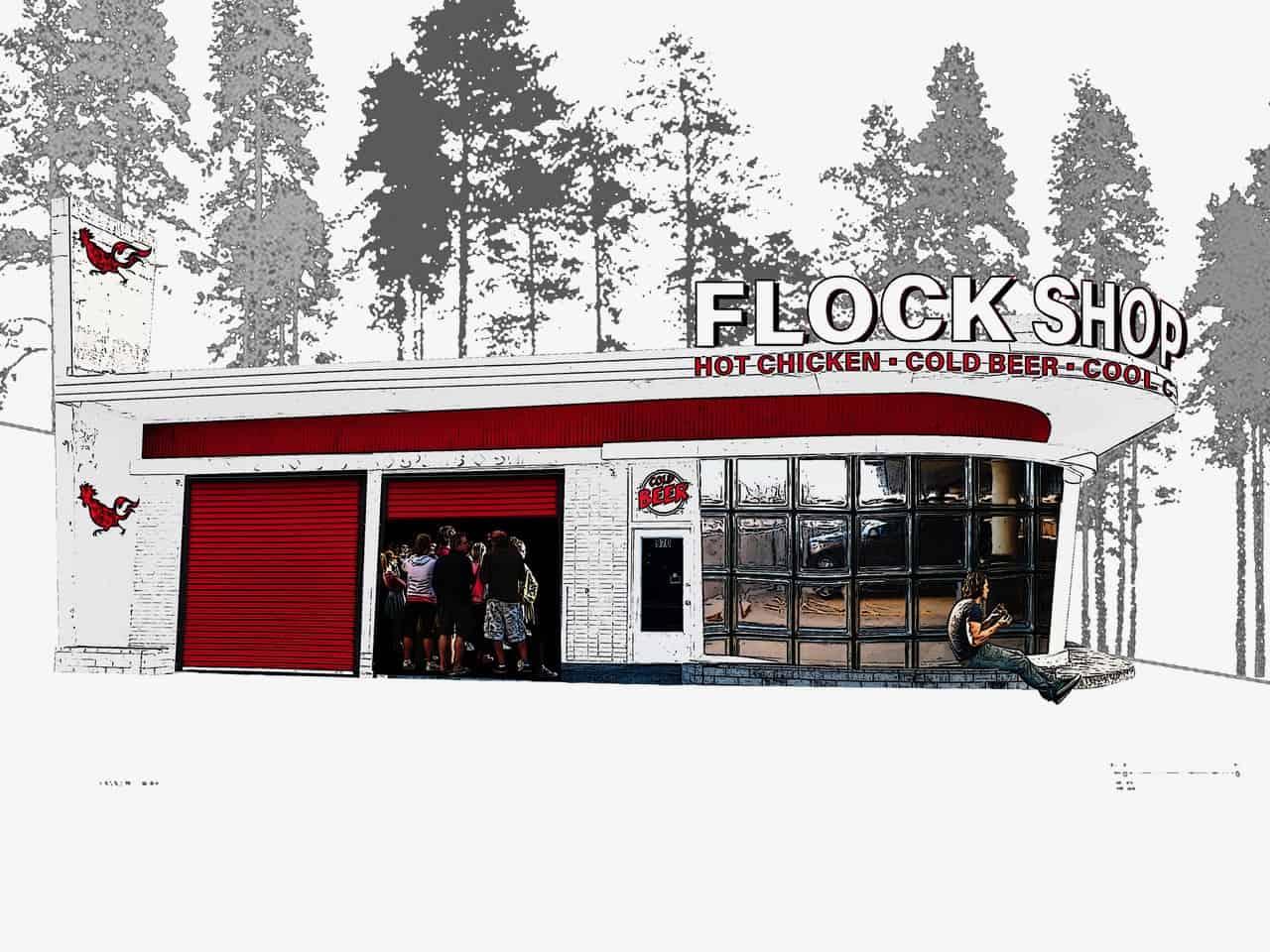 Flock Shop