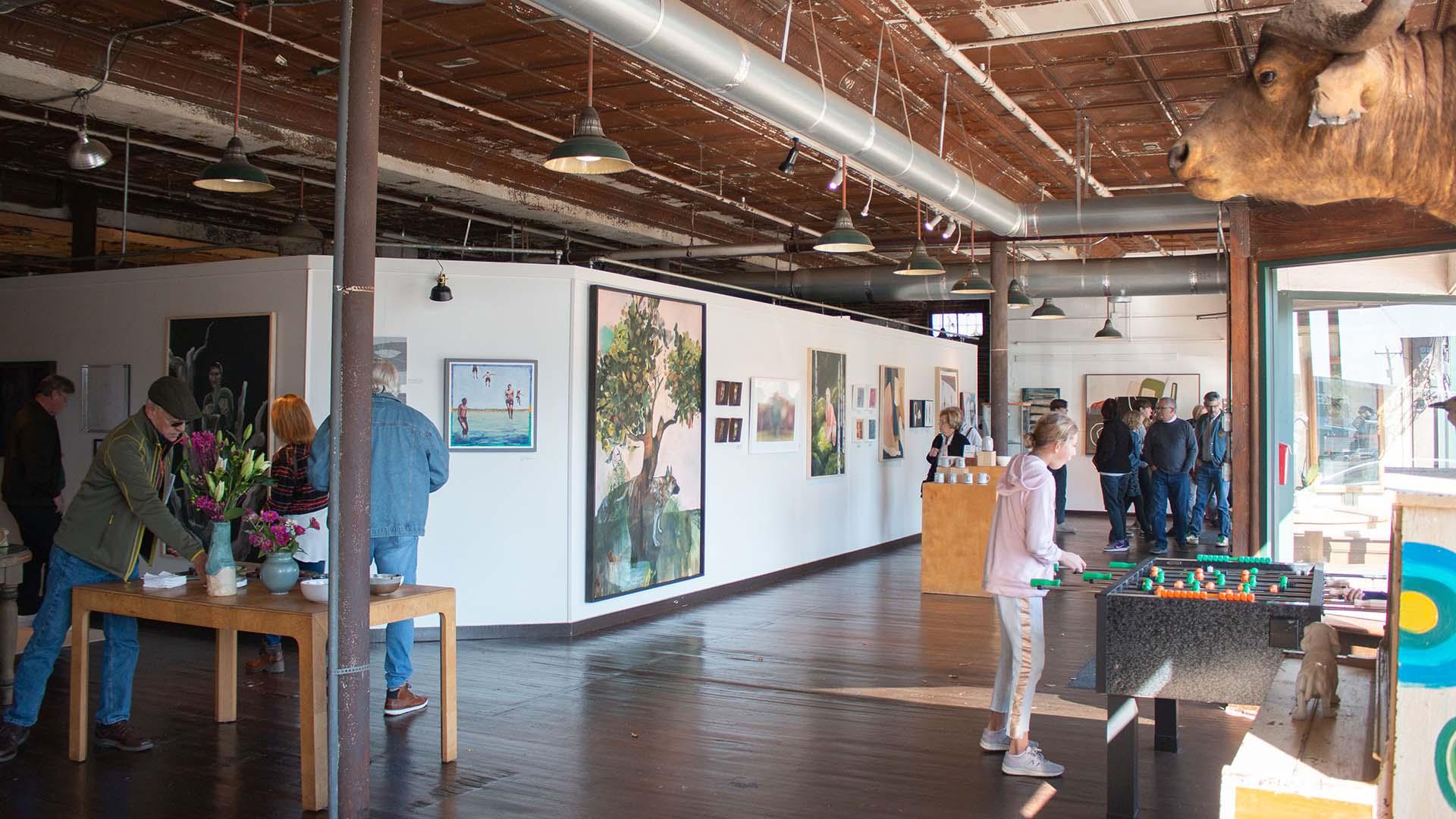 Greenville Open Studios