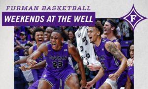Furman University Men's Basketball at The Well