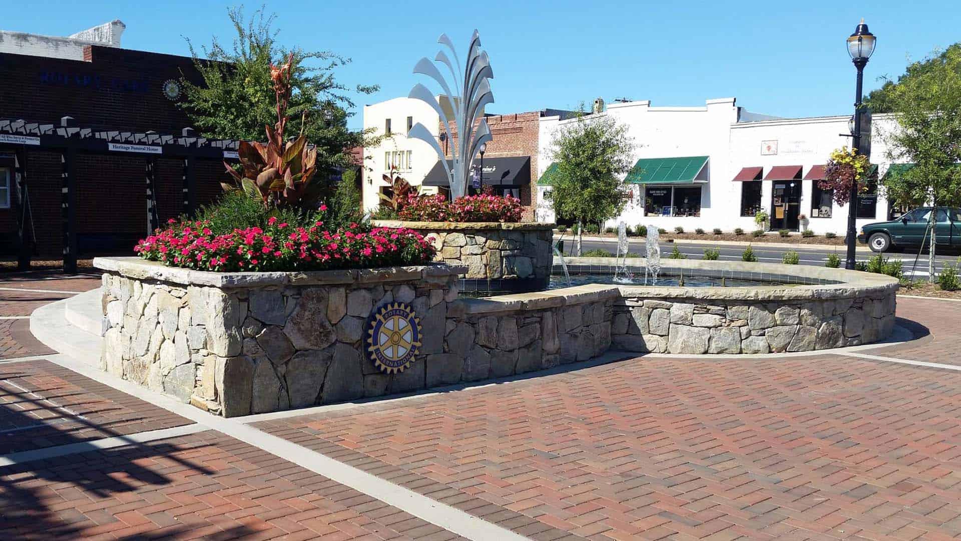 Fountain Inn Mayor