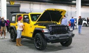 Photo gallery: 2020 South Carolina Auto Show