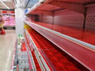 Coronavirus Greenville grocery store