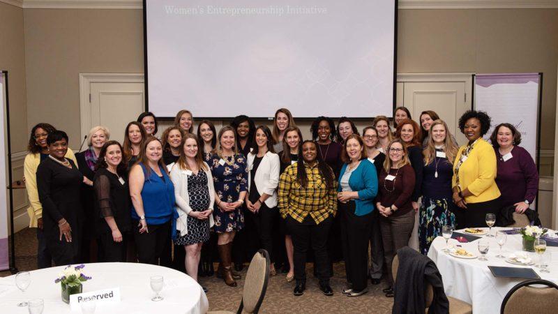 Furman women's leadership