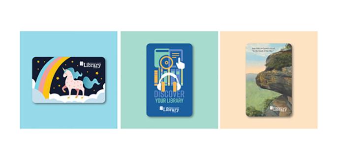 New card designs