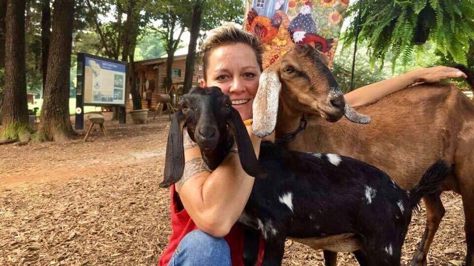 Split Creek Farm goat farm