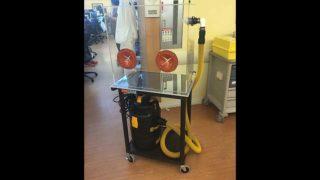 intubation box
