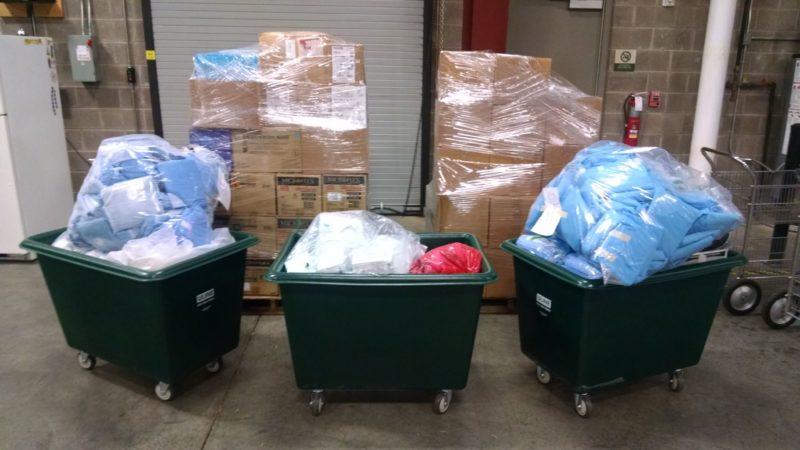 Greenville Tech donation