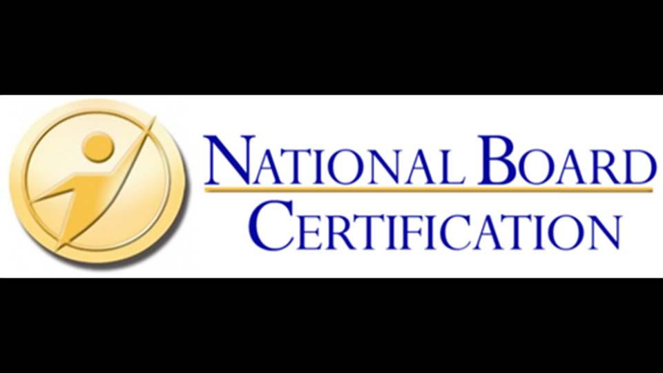 National Board Certification Greenville County Schools
