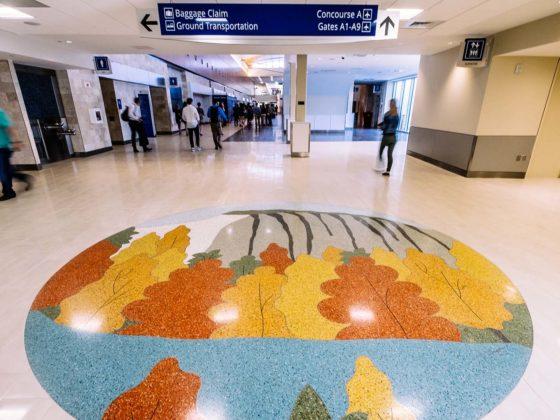 GSP Airport