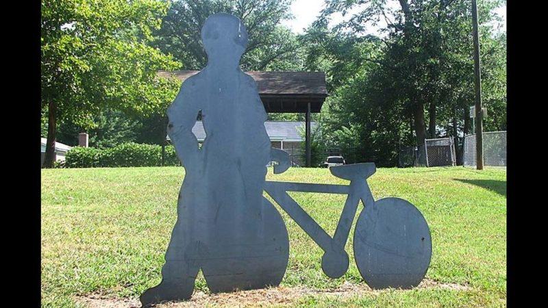 Boy & Bike John Pendarvis