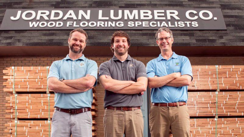 Jordan Lumber Company