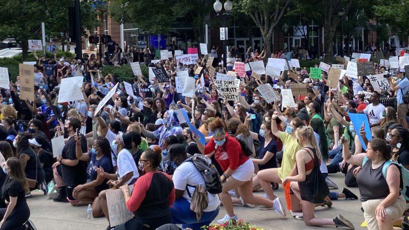 Greenville SC protest