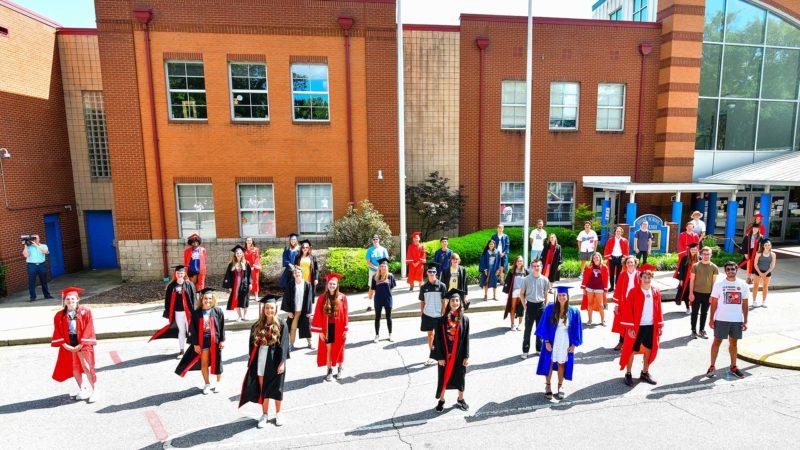 Greenville County graduation