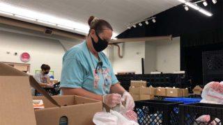 Greenville County Schools meals