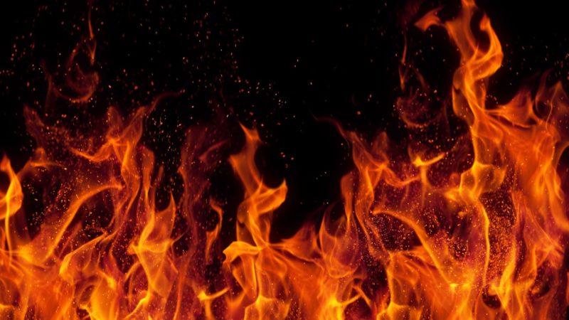 Hejaz Temple Greenville fire