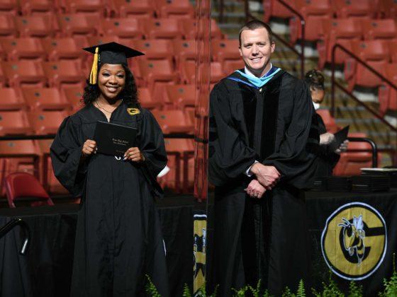 Greer graduation