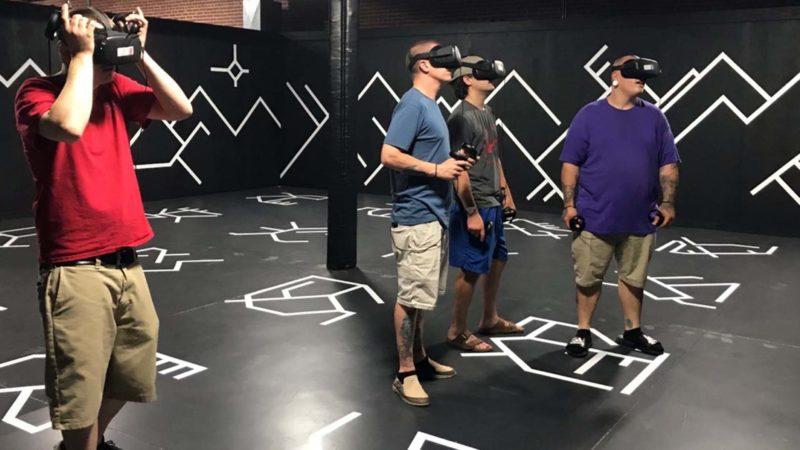 Wantec VR Greenville SC