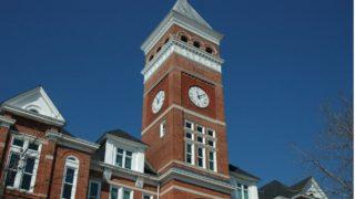 Clemson Tillman Hall