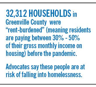Greenville homeless