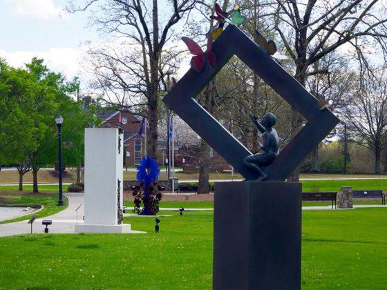 Mauldin public art trail