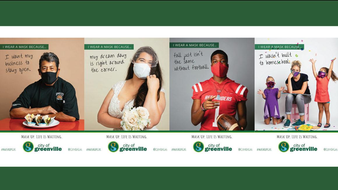 Greenville SC masks
